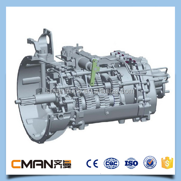 High quality water separator and clutch or transmission Sinotruk howo truck parts sale in Jinan