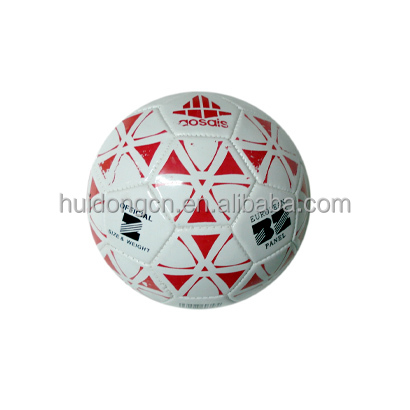 Yiwu Futian market Cheap promotional good quality kids toys games PVC machine sewing mini soccer ball/Football ball Wholesale