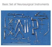 All kind Of Neurosurgery Instruments
