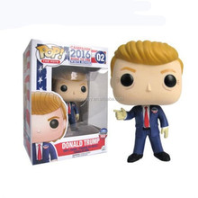 Funko Pop the vote campaing 2016 road to the white house Donald Trump 10cm toy action figure