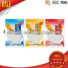 three sides sealing empty tea bags wholesale