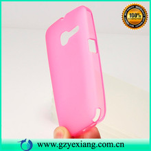 China factory cheap phone case for alcatel one touch tribe 3040 jelly tpu case