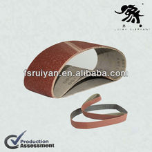 gxk51 abrasive belt for grinding metal and wood