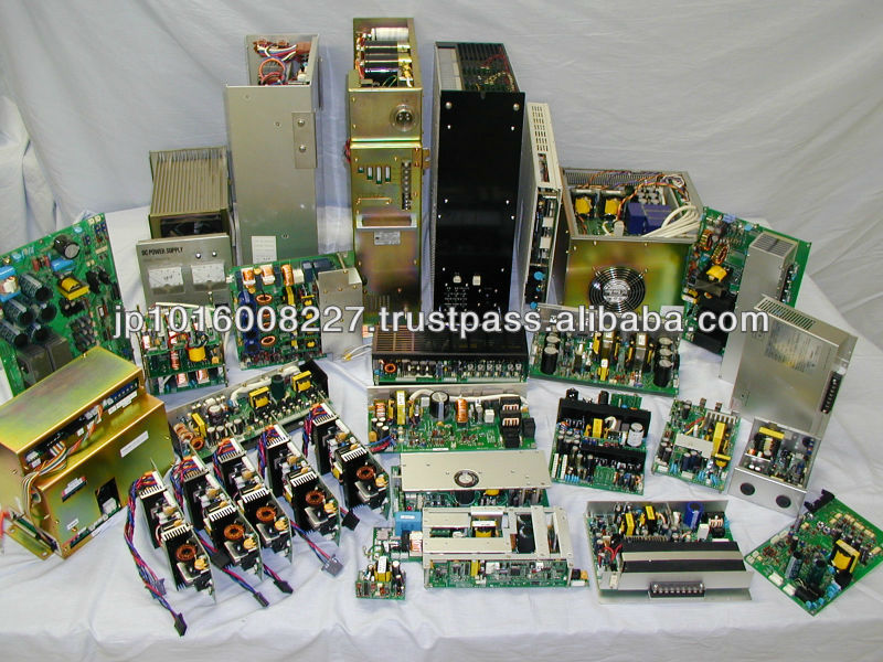 Custom Switching Power Supply , AC/DC Converter , DC/DC Converter Made in Japan