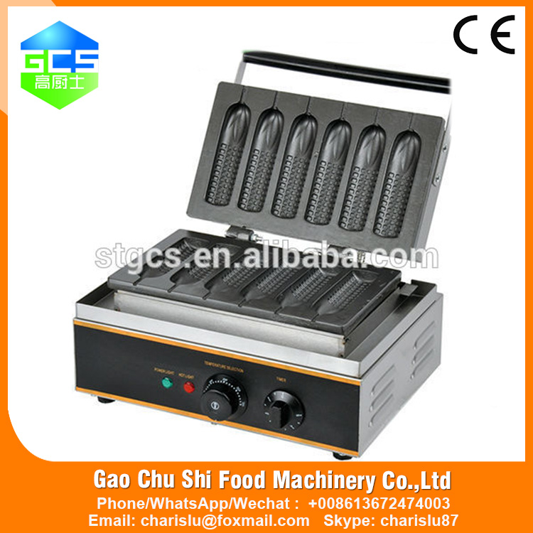 Best things to sell China direct factory top quality Corn dog waffle maker