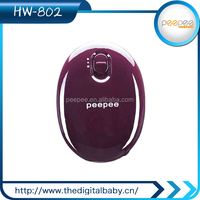 long lasting1800mah hand warmer of wholesale electric candle warmers