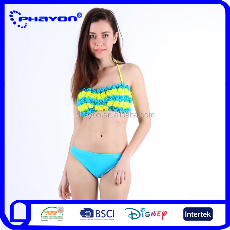 full body women's swimwear bikini para hombres