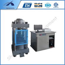 CTM-3000A automatic compression testing machine/ used universal testing machine/concrete cylinder compression test