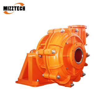 MIZZTECH Single stage horizontal centrifugal slurry pump
