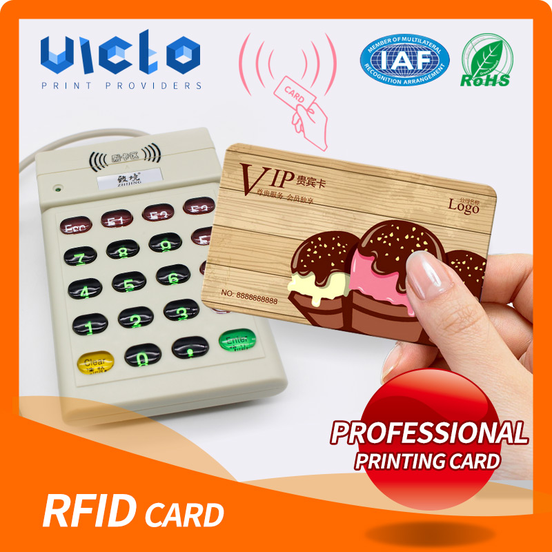 portable inkjet printable pvc id cards made in china low price