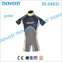 NEW design easy sell items high quality junior size shorty surfing suit