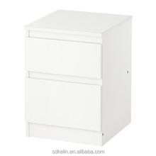 Factory Price High Quality 2 Drawers Chest of Drawer