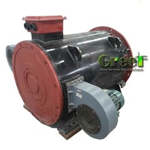 1MW 900RPM Permanent Magnet Motor,3 phase AC permanent magnet generator/alternator,wind turbine efficiently