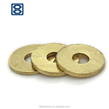 Haiyan Bafang 12mm brass flat washer