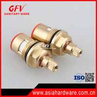 China manufacturer 48g brass faucet cartridge