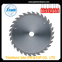 Professional quality alloy steel saw blade, acrylic cutting saw blade, alloy saw blade