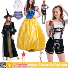 Tianyi Ladies Halloween party Sexy Woman Uniform Fancy Dress Costume Party Outfit