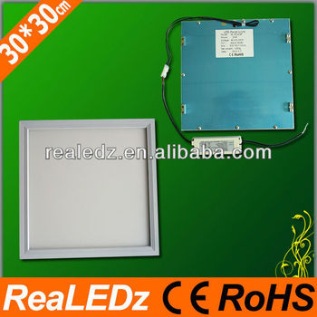 New energy-saving 18W square LED panel 300x300