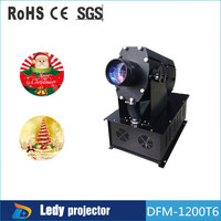 Outdoor Advertising Projectors Gobo Light Up