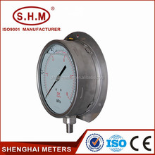 air pressure gage, gas pressure test gauge