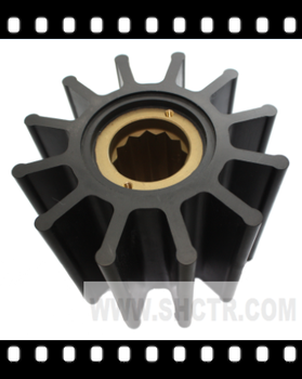 Sea Water Pump Impeller for Jabsco Impeller 31500-0001