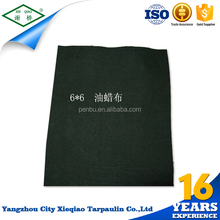 Factory directly provide tear-resistant high quality low price oil waxed canvas