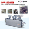Pharmaceutical Equipments Blister Tablet Alu Alu Blister Packing Machine
