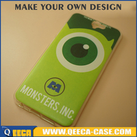 Small moq many design tpu cover for htc one a9 case