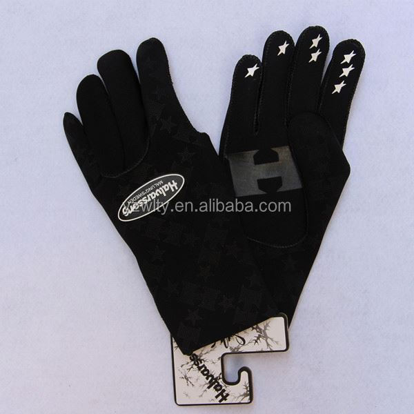 High quality durable water neoprene swimming / diving fishing webbed gloves