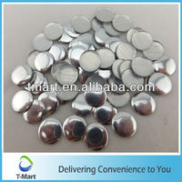 Top selling Metal Clothing Studs In Bulk/Wholesale Metallic Flat Back Studs