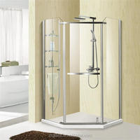 Best price for glass shower screens for bathtub