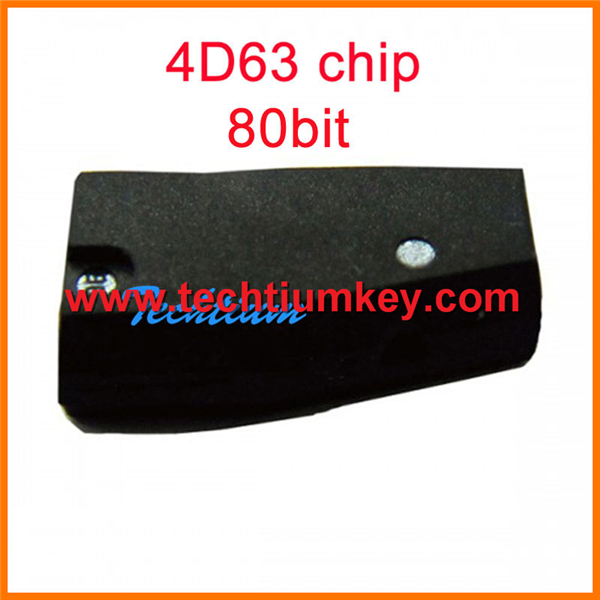 Original 4D60 80bit carbon transponder chip