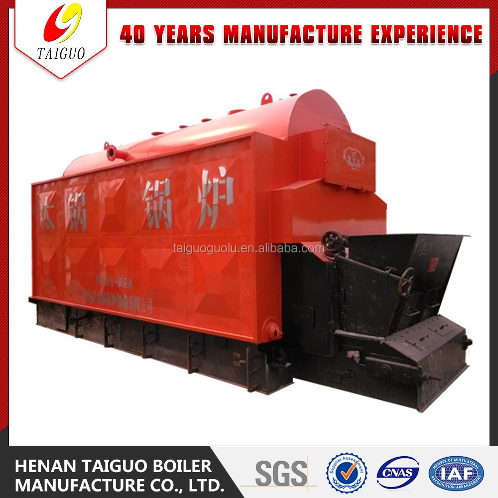 SAFETY! Sunflower husk Fired Steam Generator, Rice huks steam boiler
