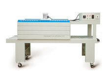 Shrink wrapping machine heat shrink BSE5540 film sealing machine shrink film in plastic film
