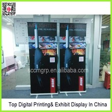 80*200CM Aluminum Roll Up Banner Standee For Indoor Advertising
