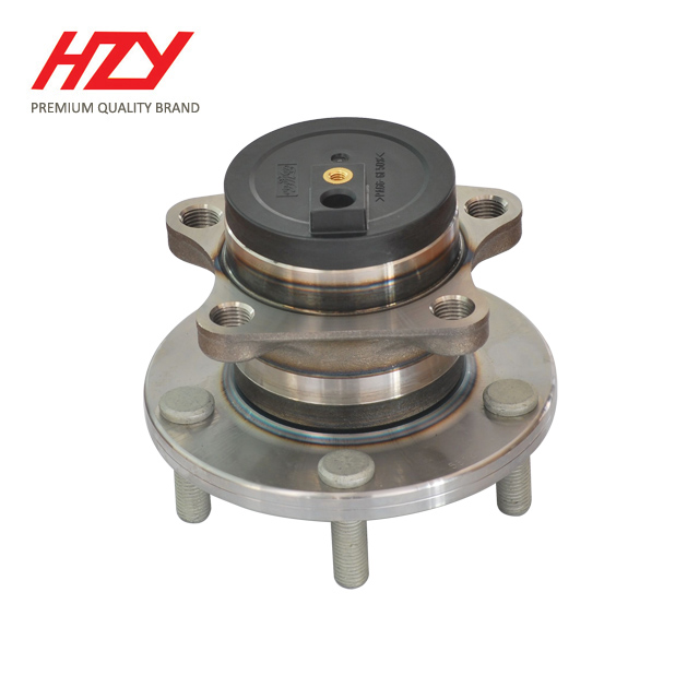 High Quality HZY Chrome Steel Rear <strong>Axle</strong> Wheel Hub <strong>Bearing</strong> for Mazda 6 07-/CX-7 2WD GS1D-26-15XA in stock