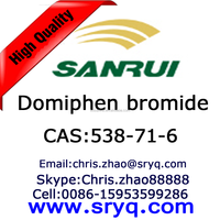 API of Domiphen bromide, high quality Cas 538-71-6 Domiphen bromide
