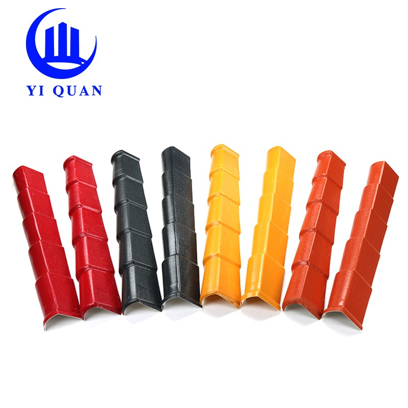 Waterproof ASA Synthetic Resin Roofing Tile Accessories