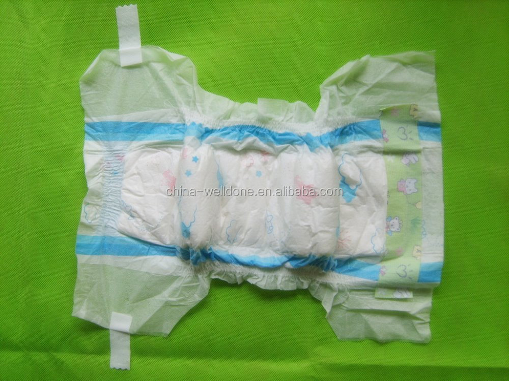Hot sale cheap disposable sleepy baby diaper