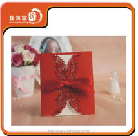 high-grade best selling fold birthday card birthday party invitation card