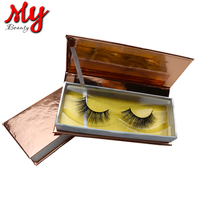 Top Selling Long Mink Lashes 25mm Real Siberian Mink Eyelashes