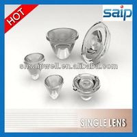 High power and quality plastic led dome lens cover