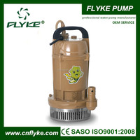 1.5HP Small Diameter Aluminum Casing Electric Submersible Water Centrifugal Pump