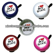 unique customized steel bicycle bells