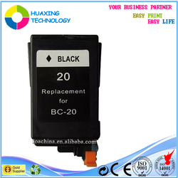 compatible canon ink cartridges for Canon BC-20 inkjet cartridge