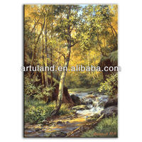 Hot sale Natural landscape oil painting