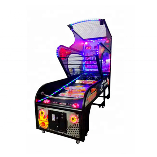 Slam Dunk shooting game machine second generation luxury basketball game machine