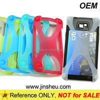 Promotional Cheap Phone Vest Cover Silicone Moblile Bumper Case