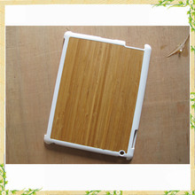 Latest new model custom wood case for ipad mini case