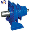 High precision planetary gearboxes with motor